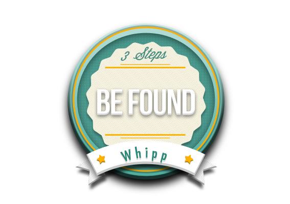 Be found, 3 steps to being found online